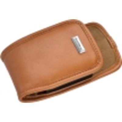 BlackBerry Original Leather Clip Holster - Camel   ACC-08512-005