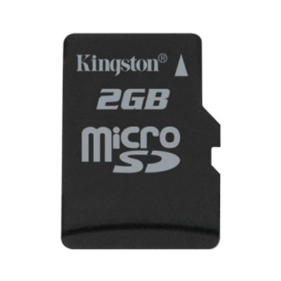 Kingston 2GB MicroSD card    SDC-2GBSP
