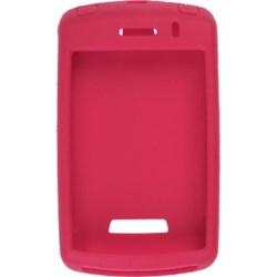 Blackberry Compatible Premium Red Gel Wrap  394556