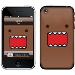 Apple Compatible Music Skin - DOMO Face  MS-DOMO10001