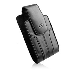 Naztech Kaskade Leather Holster - Black