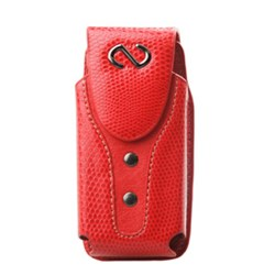 Naztech Vertical Boa Holster - American Red  8895