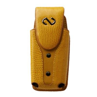 Naztech Vertical Boa Holster - Yellow  8916