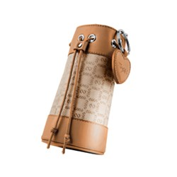 Naztech Charm Case - Brown  9394