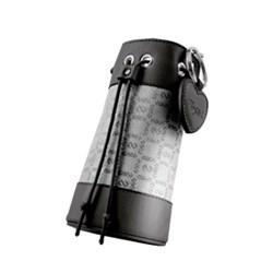 Naztech Charm Case - Silver/Black  9396