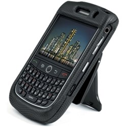 Blackberry Compatible Body Glove Snap-on Case - Black  9105501