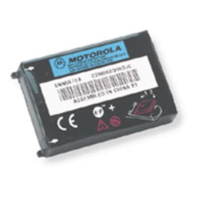 Motorola Original 700 mAh Li-Ion Slim Li-Ion Battery   98495   SNN5704