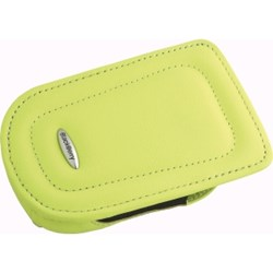 Blackberry Original Leather Pouch - Mobile Green    ACC-10873-001
