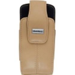 Blackberry Original Lambskin Leather Swivel Holster - Ecru Tan  ACC-11930-002