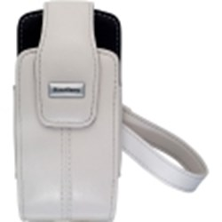 Blackberry Original Leather Tote with Removable Carrying Strap - Pearl White   ACC-11931-004
