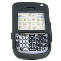 Blackberry Compatible Aluminum Case with Swivel Belt Clip - Black   ALUM8700BK