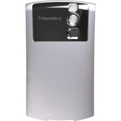 BlackBerry Original Standard Battery Door - Silver  ASY-12844-006