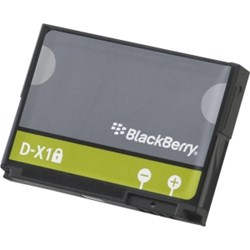 Blackberry Original Standard Battery (D-X1)  BAT-17720-002