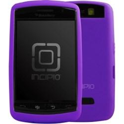 Blackberry Compatible Dark Purple DermaSHOT Silicone Case  BB-804