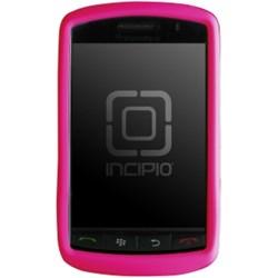 Blackberry Compatible Magenta Silicrylic Gel Case  BB-807