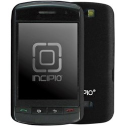 Blackberry Compatible Incipio Feather Case- Black  BB-810