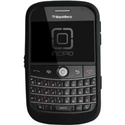 Blackberry Compatible Black dermaSHOT silicone case  BB-900