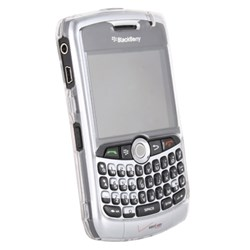 Blackberry Compatible Protective Shield- Clear  BB8300COVCL