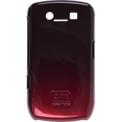 Blackberry Compatible Barely There Case - Royal Red  BB8900BT-RRED