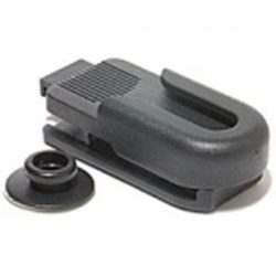 Black Universal Swivel Belt Clip  108