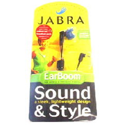 Universal Jabra Earboom Headset   EM25MM302