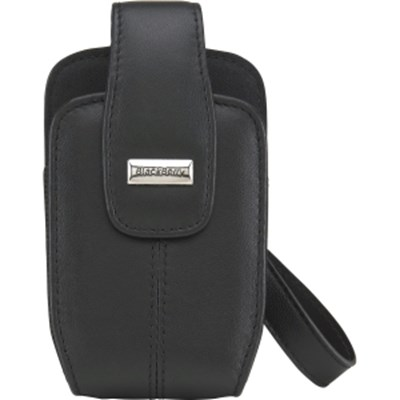 Blackberry Original Leather Tote with Removable Carry Strap - Black    HDW-13387-001