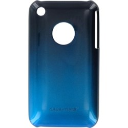 Apple Compatible Case Mate Barely There Case - Blue  IPH3GBT-RBLU
