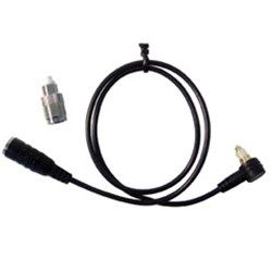 Nextel Compatible External Antenna Adapter with TNC and FME Connectors   MANTNXI500X