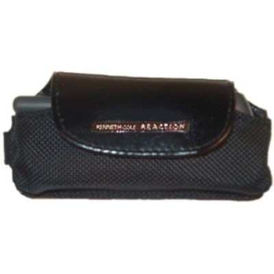 Universal Reaction Horizontal Leather Pouch - Black    RKC02-554485