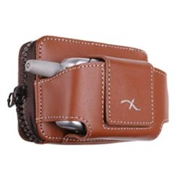 Universal Travel Mate Holster with Zipper Pouch - Brown  TRAVELBR