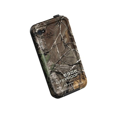 Le Iphone 4s Lifeproof Fre Rugged Waterproof Case