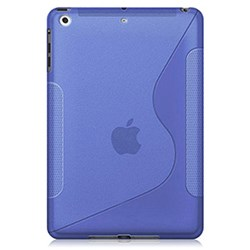 Apple Compatible Naztech TPU Cover - Transparent Purple 12457-nz