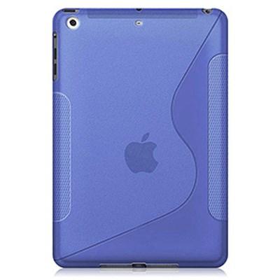 Apple Compatible Naztech TPU Cover - Transparent Purple 12457-nz