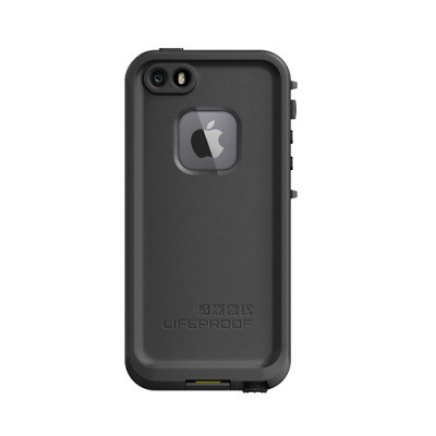 Apple Compatible LifeProof fre Rugged Waterproof Case - Black  2101-01-LP