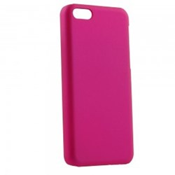 Apple Compatible Rubberized Protective Cover - Pink  5CRUBDKPK