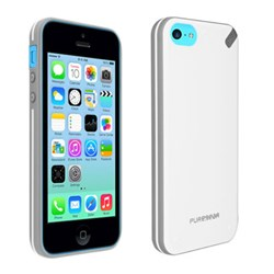 Apple Compatible Puregear Slim Shell Case - Vanilla Bean  60333PG