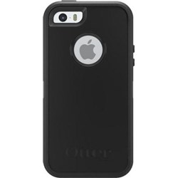 Apple Otterbox Defender Rugged Interactive Case and Holster - Black  77-33322