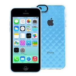 Apple Compatible Body Glove Shimmer Case - Clear  9371003