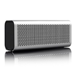 Braven 710 Portable Waterproof Bluetooth Speaker - Silver and Black B710SBA