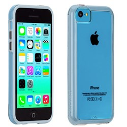Apple Compatible Case-Mate Naked Tough Case - Clear with Clear Bumper  CM029133