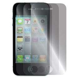 Apple Compatible Decoro Brand Premium Anti-glare Screen Protectors (3-pack) - DSP3PKIP4