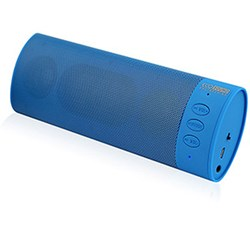 ECO Sound Engineering Bluetooth Stereo Speaker with Mic - Blue ECO-V800-12373