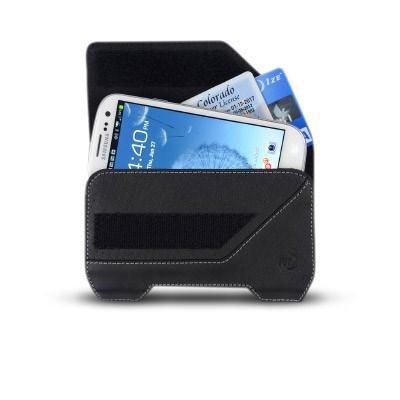 Samsung Compatible Nite Ize Clip Case Executive - Black  EHLXL-17-R3