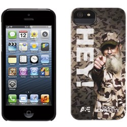 Apple Compatible Griffin Duck Dynasty Protector Case - Hey!  GB38487