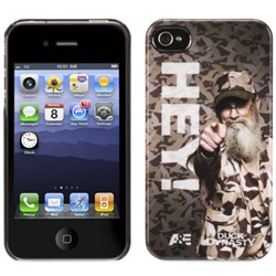 Apple Compatible Griffin Duck Dynasty Protector Case - Hey!  GB38491