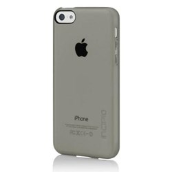 Apple Compatible Incipio Feather Clear Case - Smoke  IPH-1142-SMK