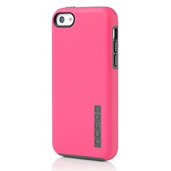 Apple Compatible Incipio DualPro Case - Pink and Grey  IPH-1145-PNK