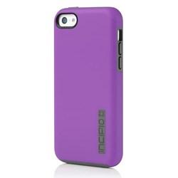 Apple Compatible Incipio DualPro Case - Purple and Grey  IPH-1145-PRP