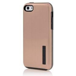 Apple Compatible Incipio DualPro Shine Case  - Gold and Grey  IPH-1146-GLD