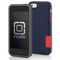 Apple Compatible Incipio Phenom Case - Blue and Red  IPH-1152-BLU